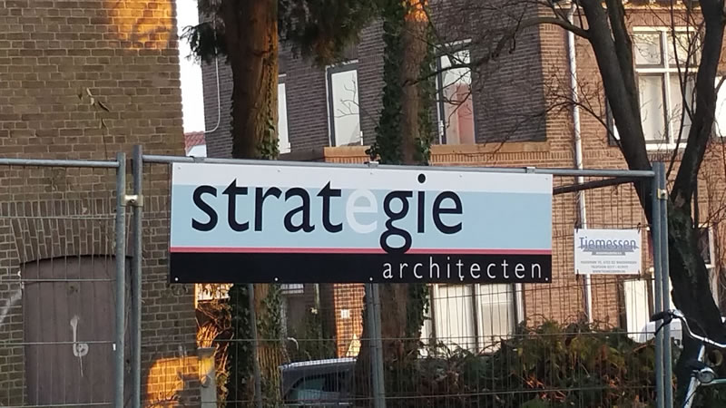 architect strategie
